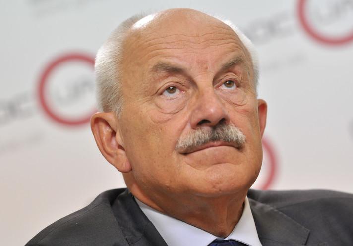 Виктор Лисицкий - должен быть договорняк Коломойского и Порошенко