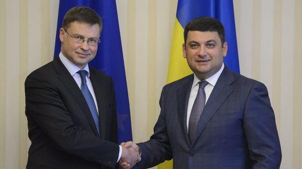 Украина может получить 600 млн евро финпомощи от ЕС в декабре