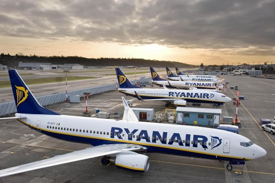 Ryanair отказался от Украины
