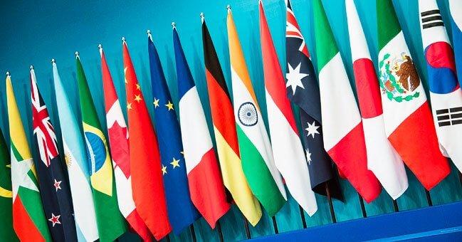 Инфляция стран G20 достигла рекордного минимума