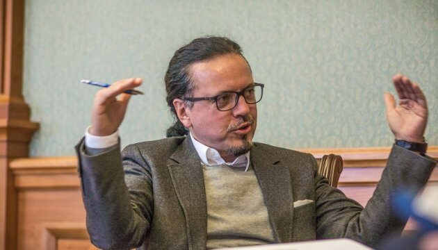 Балчун отчитался о своей деятельности на посту главы УЗ