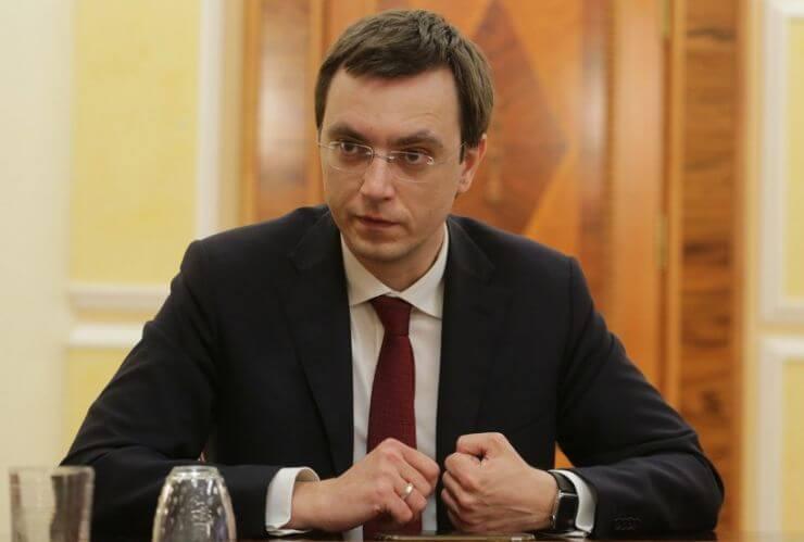 """Омелян анонсировал кадровые """"чистки"""" в УЗ"""