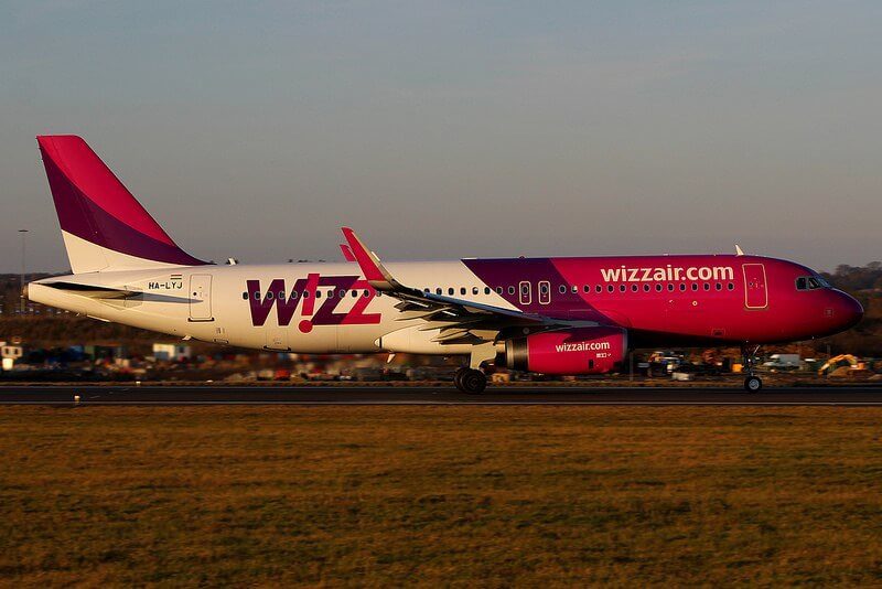 Wizz Air запустит новые рейсы в Польшу
