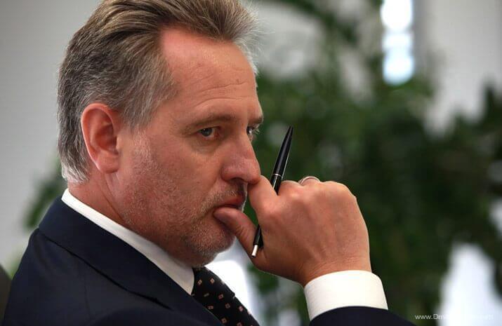 ВТБ намерен взыскать с крымского предприятия Фирташа $39 млн