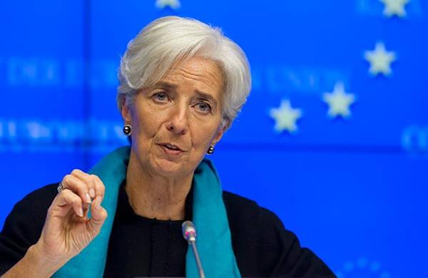 Лагард не исключила использование криптовалюты в расчетах МВФ