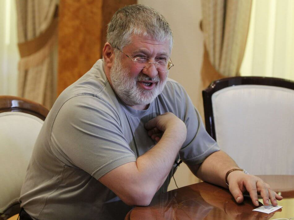 Суд арестовал 4 предприятия Коломойского по делу Приватбанка