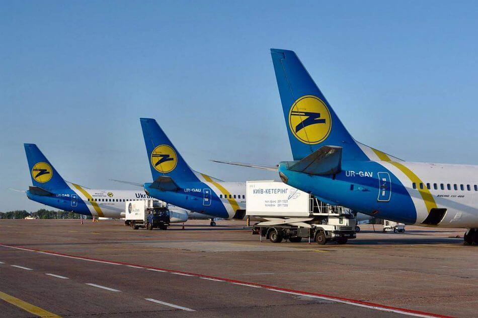 В МАУ отреагировали на арест Boeing по делу Приватбанка