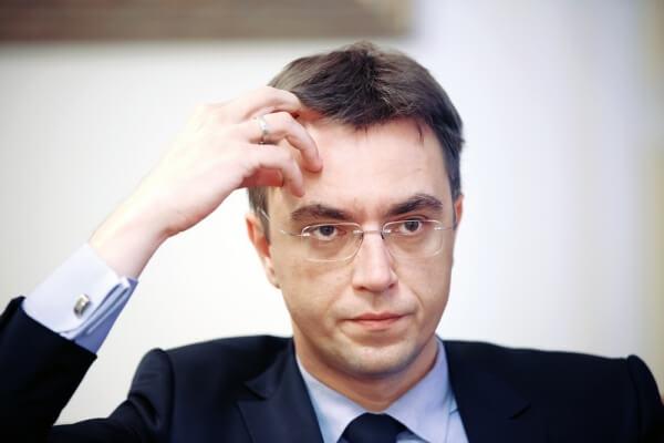 НАБУ расследует дело министра Омеляна