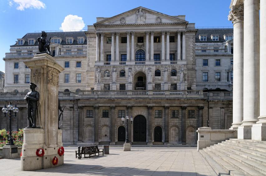 Банк Англии внедряет Blockchain