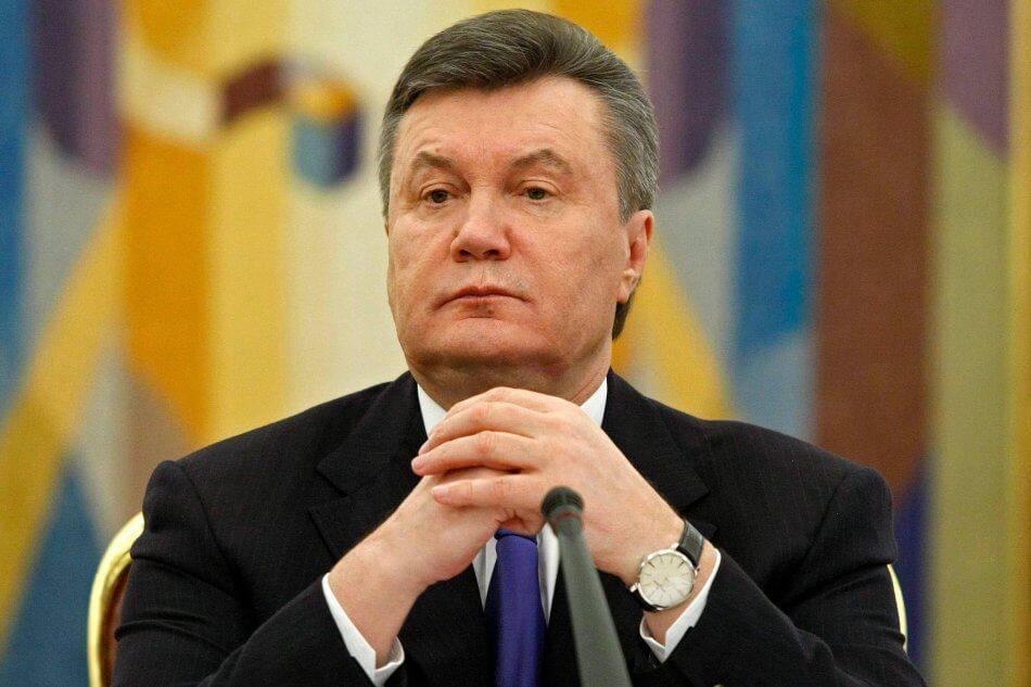 Суд ЕС признал законным замораживание активов семьи Януковича