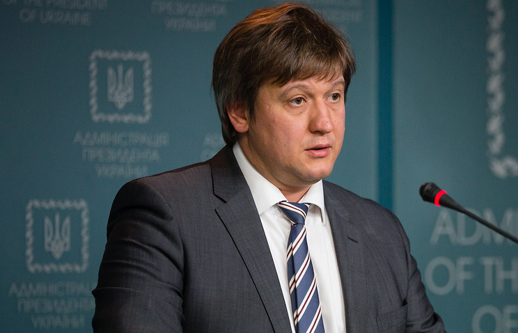 Генпрокуратура проверяет причастность Данилюка к преступлениям Януковича