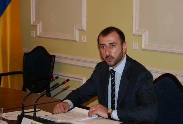Рыбалку сняли с должности главы финкомитета ВР