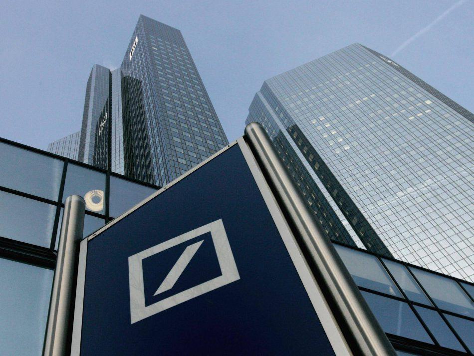 В Deutsche Bank ожидаются массовые сокращения