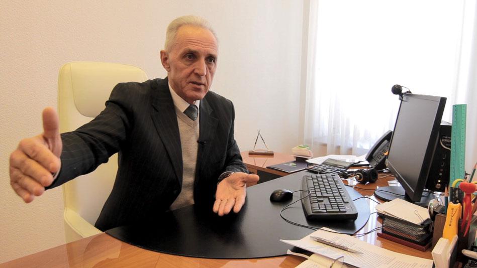 Валентин Меняйло Интервью Наши Банки