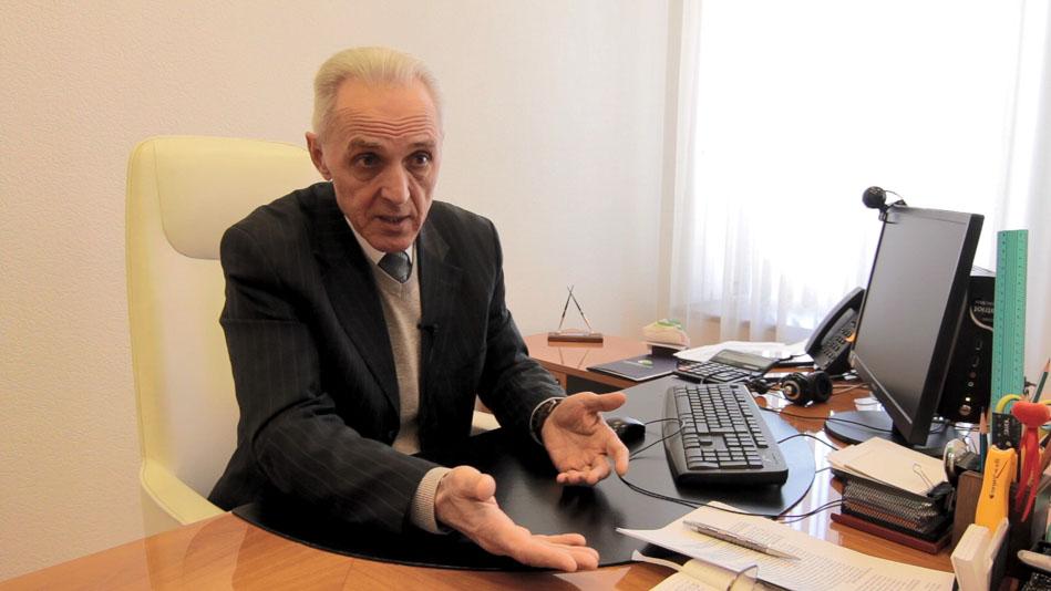 """Председатель правления банка """"Конкорд"""" Валентин Меняйло интервью"""
