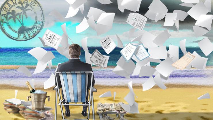 Paradise Papers: член набсовета Приватбанка попал в офшорный скандал