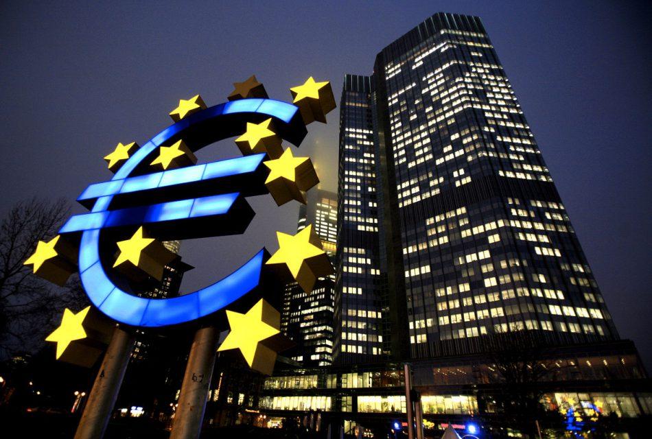 Европейский центробанк решил не менять учетную ставку