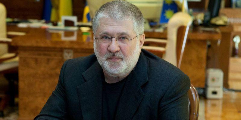 Коломойский отреагировал на арест своих активов Лондонским судом