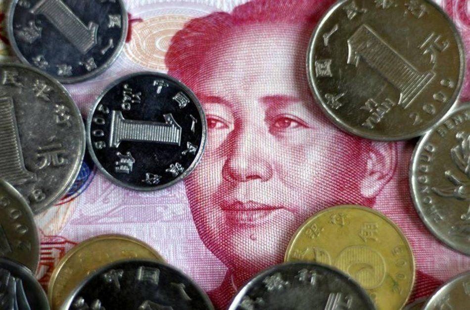 Китайский юань стал резервной валютой Германии