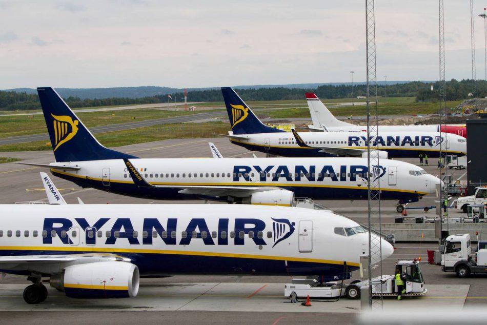 Ryanair зашел в Украину: цены, направления, расписание