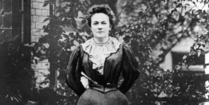 История праздника 8 марта: Клара Цеткин